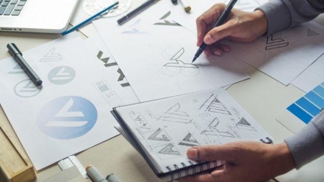 MR Logo Design